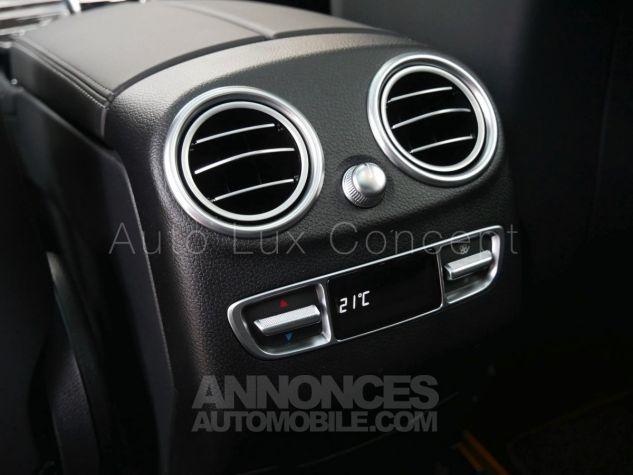 Mercedes GLC 63 S AMG 4MATIC, Toit pano, Distronic, Affichage tête haute, 360°, Sièges Performance, designo, Carbone, Attelage Noir Obsidienne métallisé Occasion - 19
