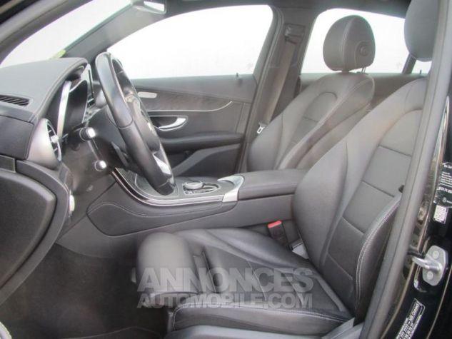 Mercedes GLC Coupé 220 d 170ch Executive 4Matic 9G-Tronic Noire Cosmo Occasion - 3