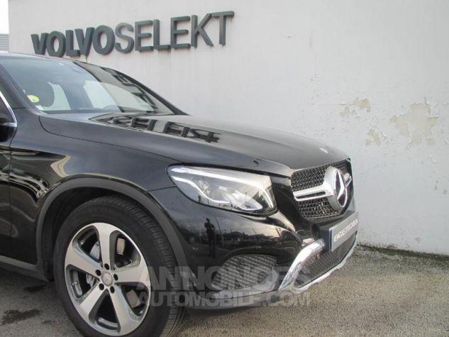 Mercedes GLC Coupé 220 d 170ch Executive 4Matic 9G-Tronic Noire Cosmo Occasion - 7