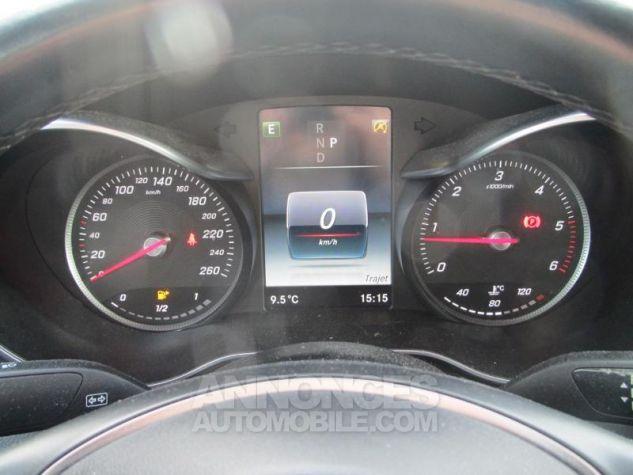 Mercedes GLC Coupé 220 d 170ch Executive 4Matic 9G-Tronic Noire Cosmo Occasion - 19
