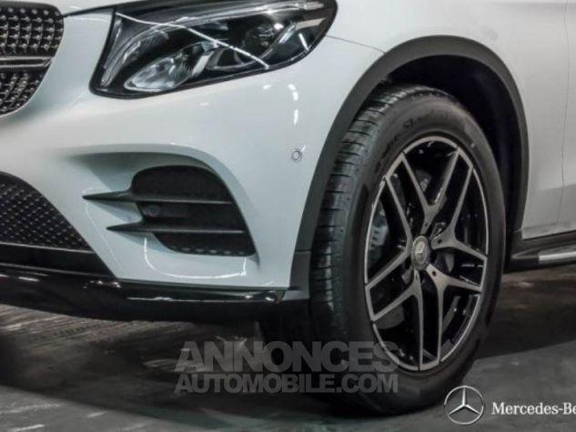 Mercedes GLC coupé 250 d 4 M 204 Pack AMG blanc polaire Occasion - 3