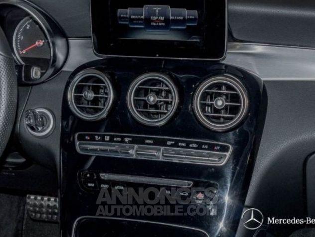 Mercedes GLC coupé 250 d 4 M 204 Pack AMG blanc polaire Occasion - 7