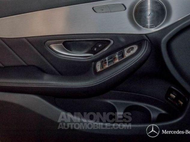 Mercedes GLC coupé 250 d 4 M 204 Pack AMG blanc polaire Occasion - 8