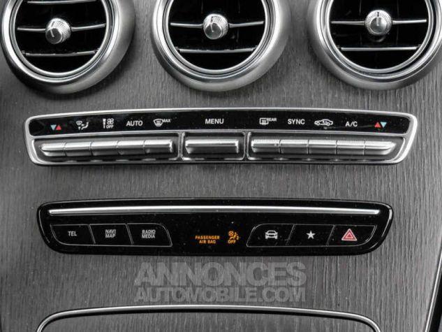 Mercedes GLC Coupé 300 d 4M Coupé AMG NOIR PEINTURE METALISE  Occasion - 4