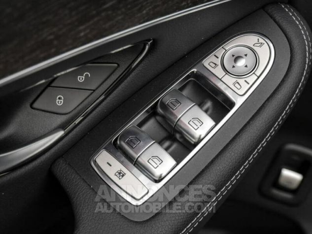 Mercedes GLC Coupé 300 d 4M Coupé AMG NOIR PEINTURE METALISE  Occasion - 6