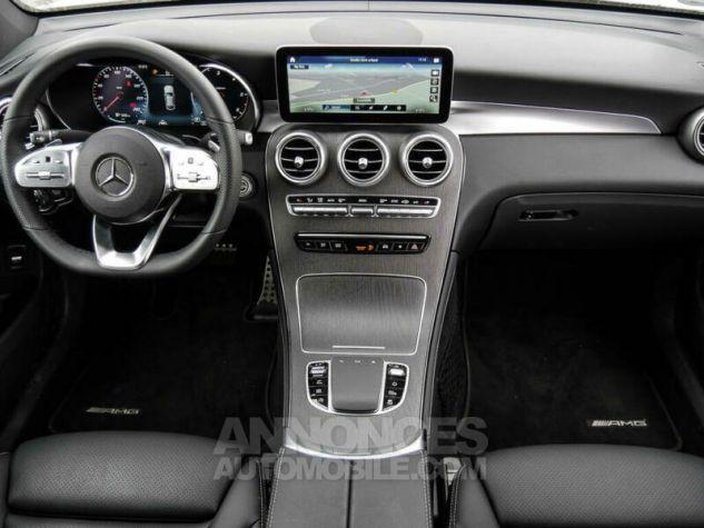 Mercedes GLC Coupé 300 d 4M Coupé AMG NOIR PEINTURE METALISE  Occasion - 9