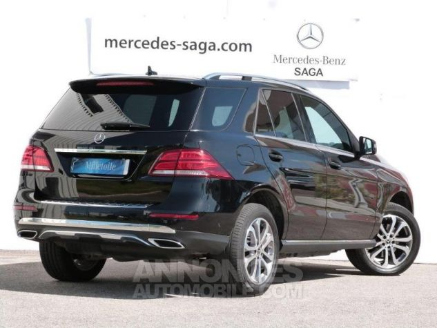 Mercedes GLE 250 d 204ch Executive 4Matic 9G-Tronic Noir Obsidienne Occasion - 1