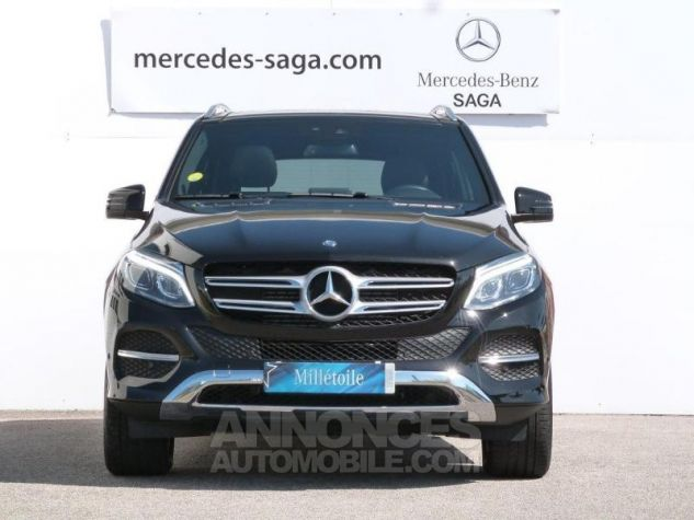 Mercedes GLE 250 d 204ch Executive 4Matic 9G-Tronic Noir Obsidienne Occasion - 5