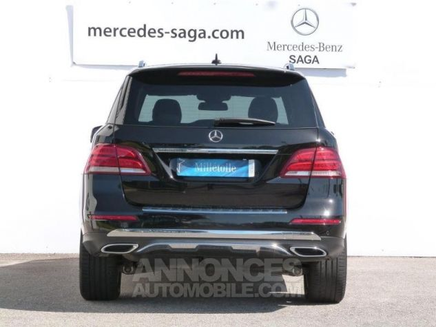 Mercedes GLE 250 d 204ch Executive 4Matic 9G-Tronic Noir Obsidienne Occasion - 6