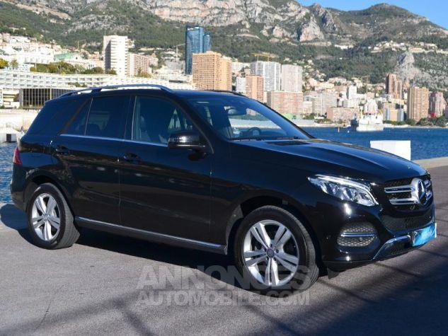 Mercedes GLE 250 d 204ch Executive 4Matic 9G-Tronic Noir Métal Occasion - 2