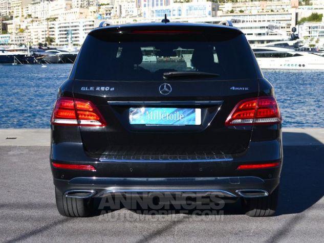 Mercedes GLE 250 d 204ch Executive 4Matic 9G-Tronic Noir Métal Occasion - 9