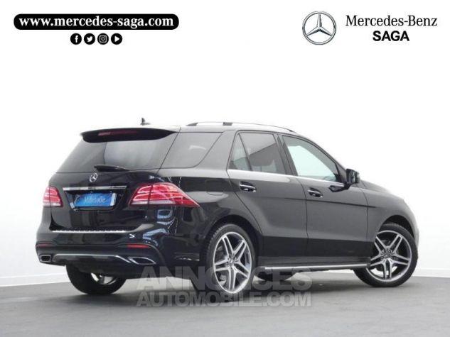 Mercedes GLE 250 d 204ch Fascination 9G-Tronic Noir Obsidienne Occasion - 1