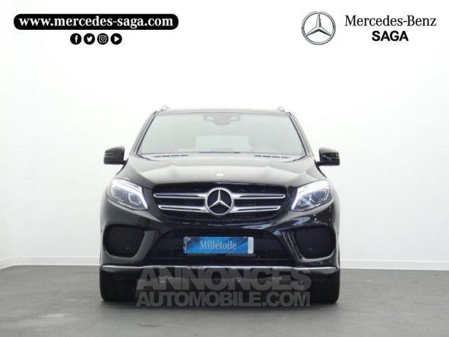Mercedes GLE 250 d 204ch Fascination 9G-Tronic Noir Obsidienne Occasion - 4
