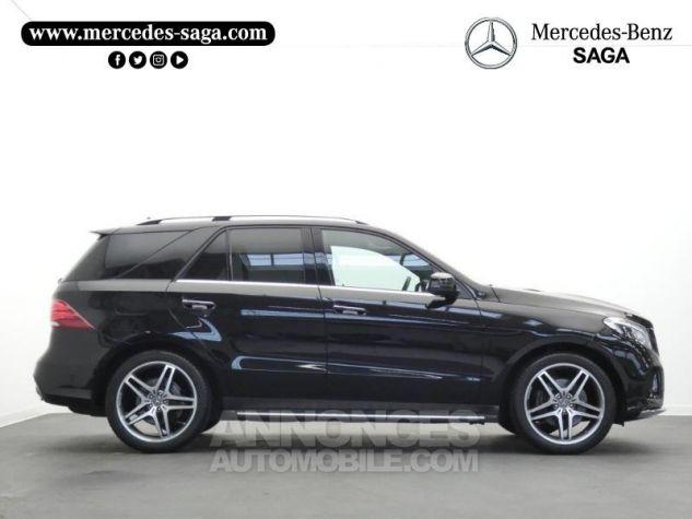 Mercedes GLE 250 d 204ch Fascination 9G-Tronic Noir Obsidienne Occasion - 5