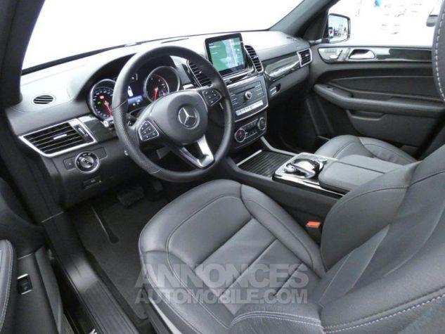 Mercedes GLE 250 d 204ch Fascination 9G-Tronic Noir Obsidienne Occasion - 7