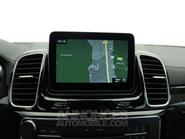 Mercedes GLE 250 d 204ch Fascination 9G-Tronic Noir Obsidienne Occasion - 9