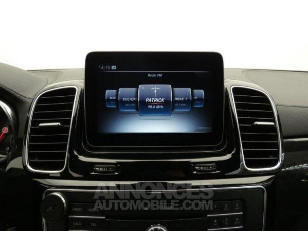 Mercedes GLE 250 d 204ch Fascination 9G-Tronic Noir Obsidienne Occasion - 10