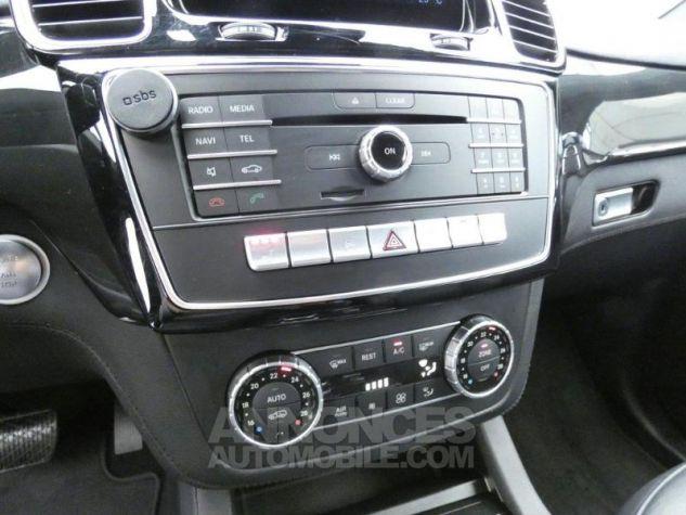 Mercedes GLE 250 d 204ch Fascination 9G-Tronic Noir Obsidienne Occasion - 11