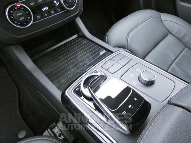 Mercedes GLE 250 d 204ch Fascination 9G-Tronic Noir Obsidienne Occasion - 12