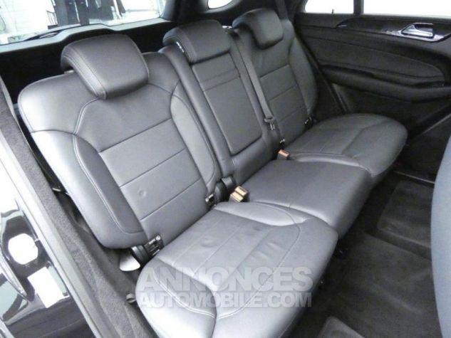 Mercedes GLE 250 d 204ch Fascination 9G-Tronic Noir Obsidienne Occasion - 17