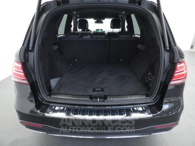 Mercedes GLE 250 d 204ch Fascination 9G-Tronic Noir Obsidienne Occasion - 19
