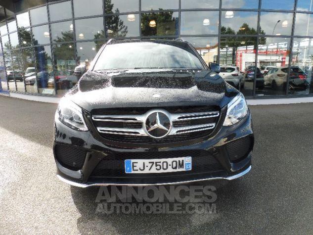 Mercedes GLE 250 D 204CH SPORTLINE 4MATIC 9G-TRONIC NOIR Occasion - 1