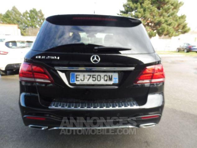 Mercedes GLE 250 D 204CH SPORTLINE 4MATIC 9G-TRONIC NOIR Occasion - 5