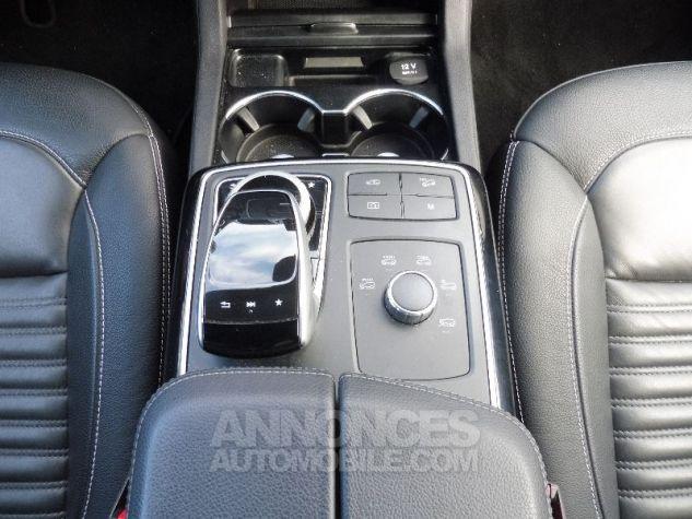 Mercedes GLE 250 D 204CH SPORTLINE 4MATIC 9G-TRONIC NOIR Occasion - 12
