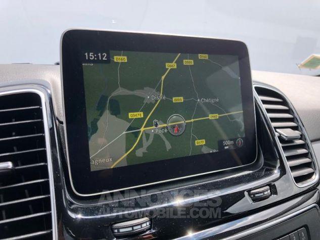 Mercedes GLE 250 d 204ch Sportline 4Matic 9G-Tronic ZP NOIR OBSIDIENNE Occasion - 6