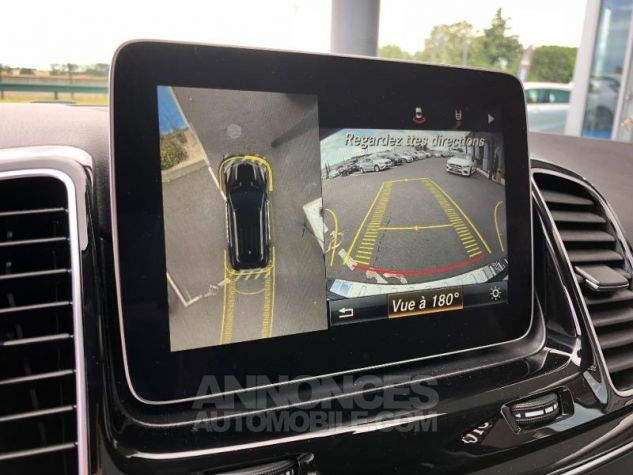 Mercedes GLE 250 d 204ch Sportline 4Matic 9G-Tronic ZP NOIR OBSIDIENNE Occasion - 10