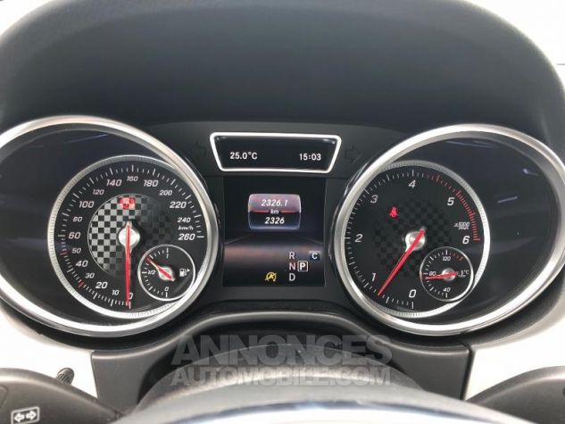 Mercedes GLE 250 d 204ch Sportline 4Matic 9G-Tronic ZP NOIR OBSIDIENNE Occasion - 12