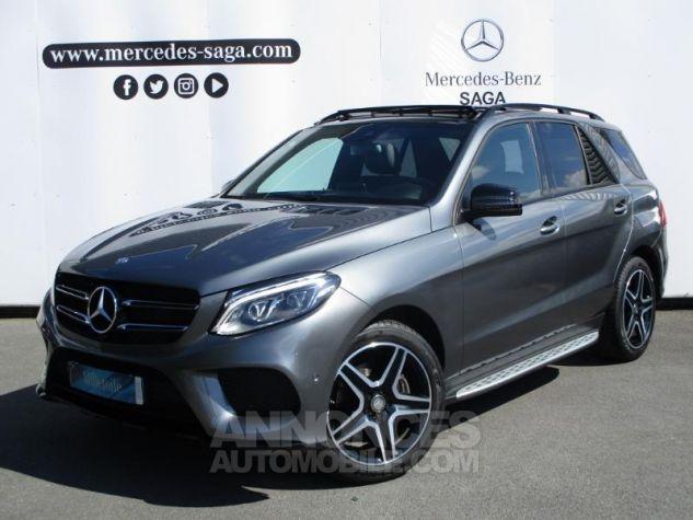 Mercedes GLE 250 d 204ch Sportline 9G-Tronic GRIS SELENITE Occasion - 0
