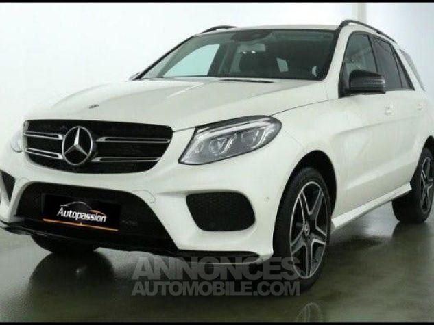 Mercedes GLE 250d 204 AMG Line Caméra cuir GPS blanc diamant métallisé Occasion - 0