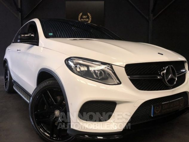 Mercedes GLE 350 4M Fascination AMG BLANC Occasion - 0