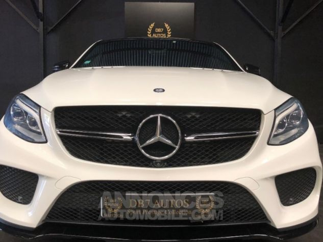 Mercedes GLE 350 4M Fascination AMG BLANC Occasion - 1