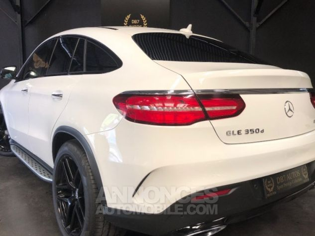 Mercedes GLE 350 4M Fascination AMG BLANC Occasion - 2