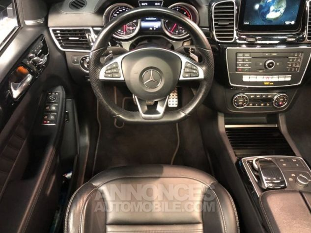 Mercedes GLE 350 4M Fascination AMG BLANC Occasion - 5