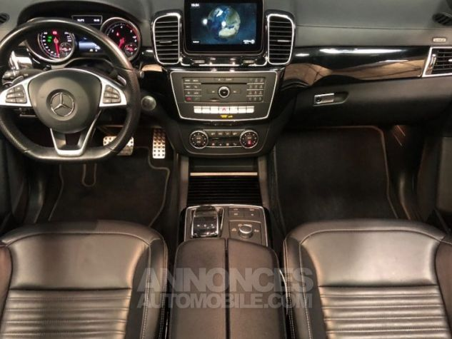 Mercedes GLE 350 4M Fascination AMG BLANC Occasion - 6