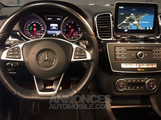 Mercedes GLE 350 4M Fascination AMG BLANC Occasion - 9