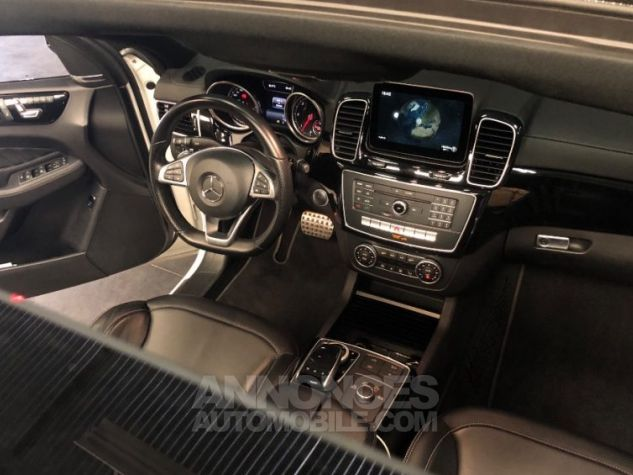 Mercedes GLE 350 4M Fascination AMG BLANC Occasion - 10