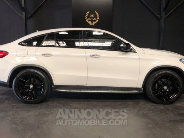 Mercedes GLE 350 4M Fascination AMG BLANC Occasion - 19