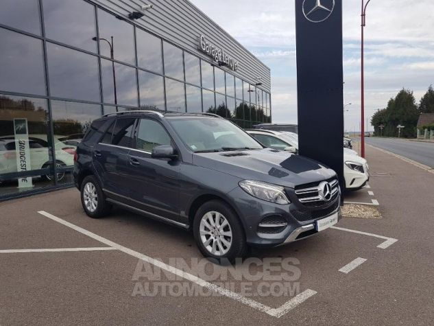 Mercedes GLE 350 d 258ch Executive 4Matic 9G-Tronic GRIS TENORITE Occasion - 0