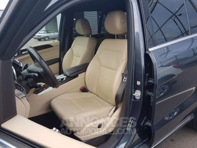 Mercedes GLE 350 d 258ch Executive 4Matic 9G-Tronic GRIS TENORITE Occasion - 2