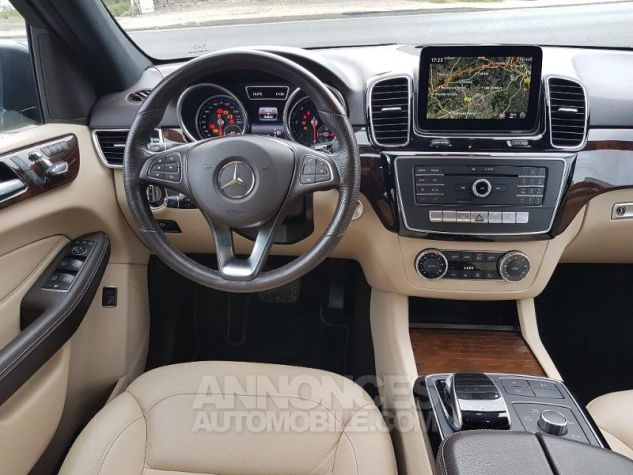 Mercedes GLE 350 d 258ch Executive 4Matic 9G-Tronic GRIS TENORITE Occasion - 3