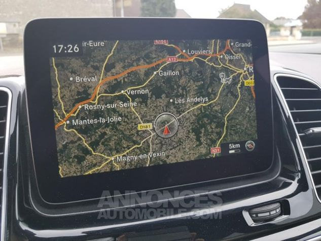 Mercedes GLE 350 d 258ch Executive 4Matic 9G-Tronic GRIS TENORITE Occasion - 4
