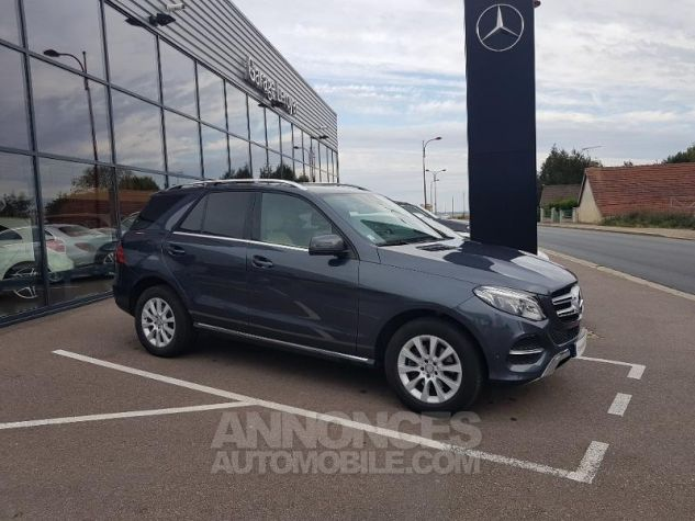Mercedes GLE 350 d 258ch Executive 4Matic 9G-Tronic GRIS TENORITE Occasion - 9