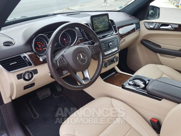 Mercedes GLE 350 d 258ch Executive 4Matic 9G-Tronic GRIS TENORITE Occasion - 11