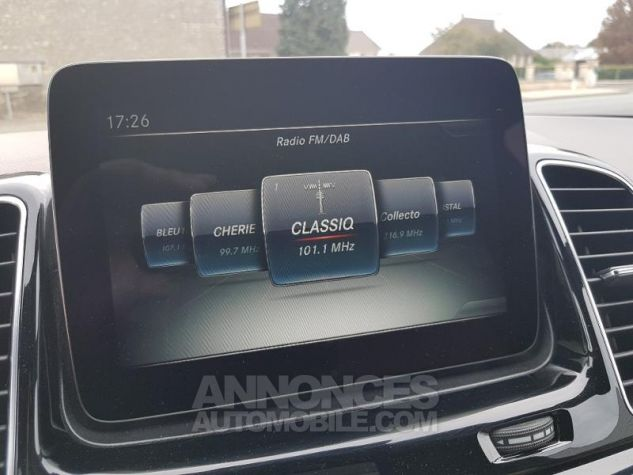Mercedes GLE 350 d 258ch Executive 4Matic 9G-Tronic GRIS TENORITE Occasion - 13