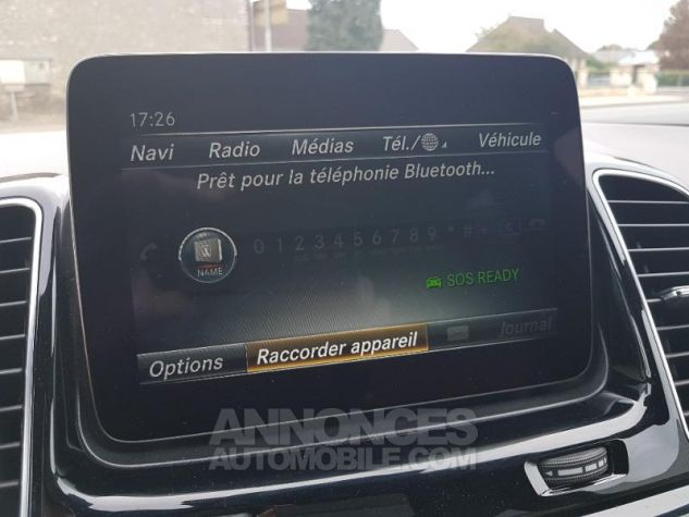 Mercedes GLE 350 d 258ch Executive 4Matic 9G-Tronic GRIS TENORITE Occasion - 15