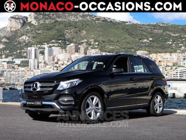 Mercedes GLE 350 d 258ch Executive 4Matic 9G-Tronic Noir Occasion - 0